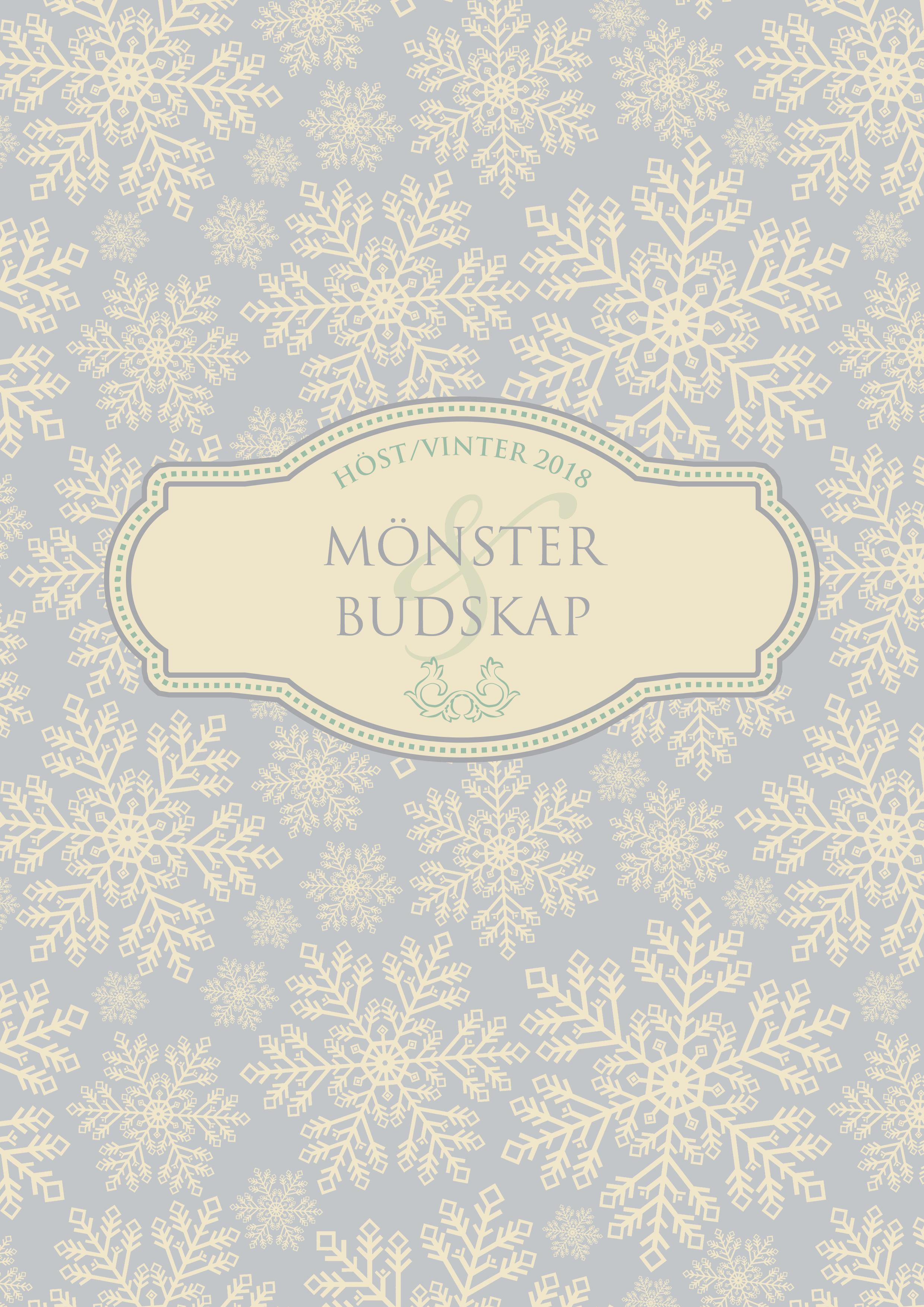 Mönster & Budskap 2018