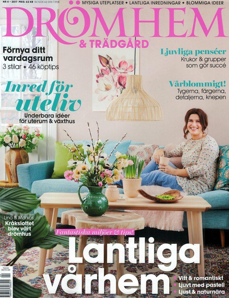 Drömhem & Trädgård nr 4 2017