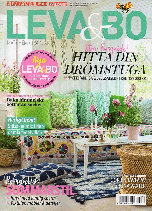 Leva & Bo nr 25 2017