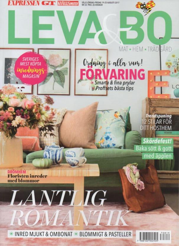 Leva & Bo nr 33 2017